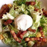 Lardons salad