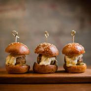 Newmarket restaurant mini burger