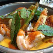 Newmarket restaurant prawns