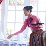 Excellent service Villa French