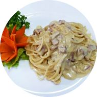 Pasta Cream mushrooms